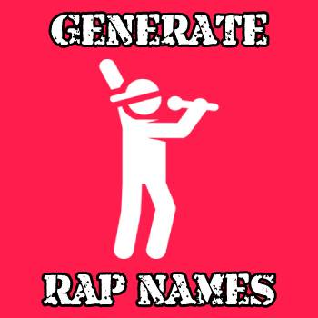 Generate Rap Names